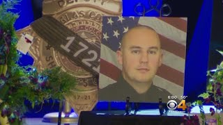 Fellow Officers Remember Deputy Parrish
