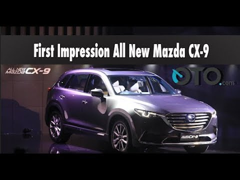 First Impression All New Mazda CX-9 I OTO.com