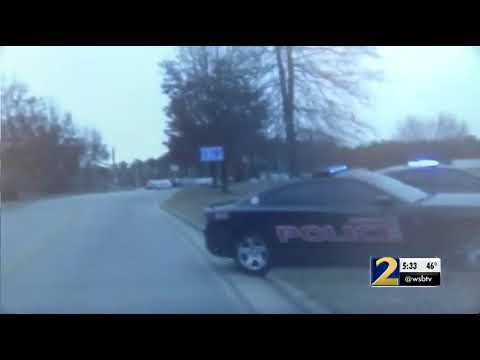 Dashboard cameras show wild chase as teens speed away from police in stolen car (VIDEO)