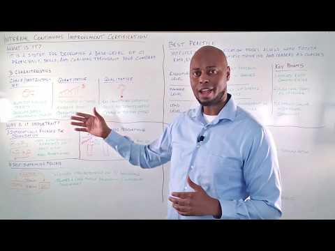 Creating an Internal Continuous Improvement Certification System ...