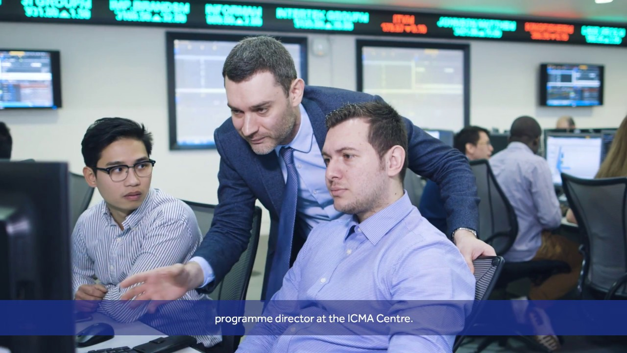 Master's in International Shipping and Finance | ICMA Centre