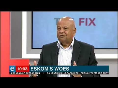 Eskom's woes
