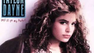 TAYLOR DAYNE   Do You Want It Right Now (STEREO)