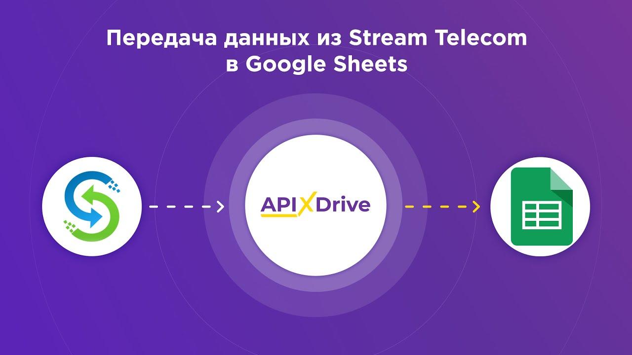 Как настроить выгрузку данных по звонкам из Stream Telecom в GoogleSheets?