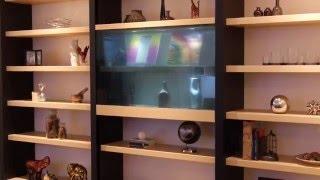 Смотреть онлайн Компания Панасоник создала прозрачный телевизор