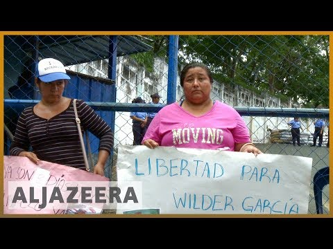 🇳🇮 Nicaragua violence: Families call for release of detainees   Al Jazeera English