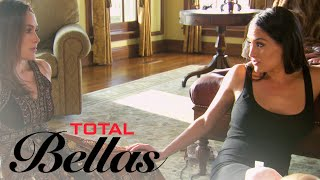 Nikki Bella Freaks John Cena Out With Talk of Babies   Total Bellas   E!