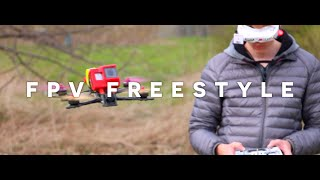 FPV Freestyle session
