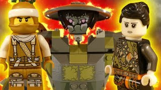 LEGO NINJAGO HUNTED PART 3 - TRAILER 2 - QUEST FOR THE DRAGON ARMOUR