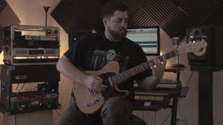 Chapter - Aperture (Guitar Playthrough)