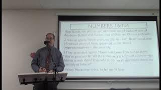 The Danger of Rejecting God's Roles - Korah's Rebellion, Jews & Gentiles - 7-6-19