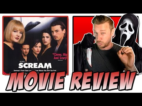 Scream (1996) – Retro Movie Review – Best Horror Movie Ever!