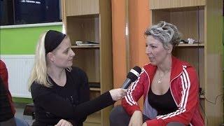 preview picture of video 'ROZHOVOR: Tancování mě baví říká Marie Bernátová ze skupiny Vis Maior'