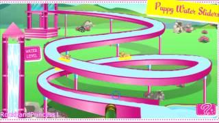Barbie Puppy Water Park Slide Game Barbie Games Online