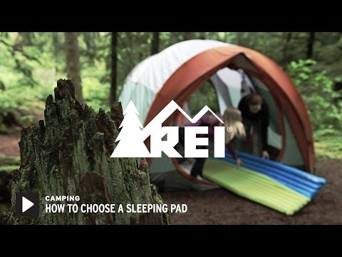 How to Choose Sleeping Pads