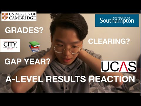 A-LEVEL RESULTS DAY REACTION 2019!!! WATCH THE FULL VIDEO TO HEAR THE WHOLE STORY.