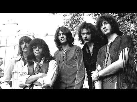 Deep Purple. The 31st Annual Rock & Roll Hall Of Fame Induction Ceremony 2016