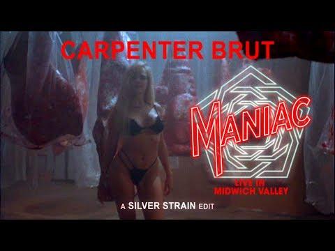 Maniac — Carpenter Brut | Last fm