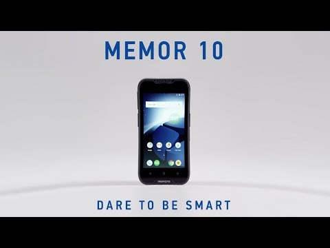 Datalogic MEMOR™ 10 | Dare to be Smart