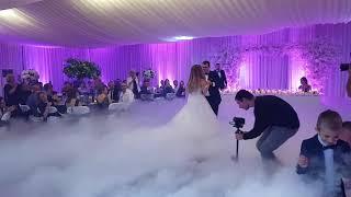 Машини за тежък дим със сух лед (Dancing on the clouds)
