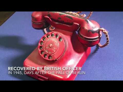 Adolf Hitler's telephone up for sale at Maryland auction house