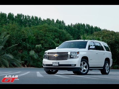 Chevrolet Tahoe 2015 شيفروليه تاهو
