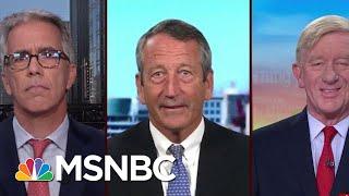 'Treason Pure And Simple': Weld, Sanford, Walsh React To Trump Call | Morning Joe | MSNBC