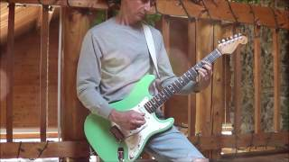 Deep Purple Never Before- Isolated Guitar