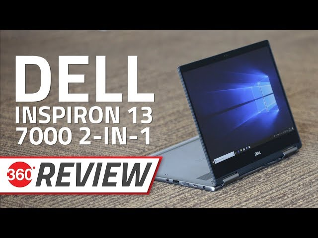 Dell Inspiron 13 7000 2-in-1 Review   NDTV Gadgets360 com
