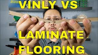 VINYL VS LAMINATE FLOORING IS VINYL WORTH IT