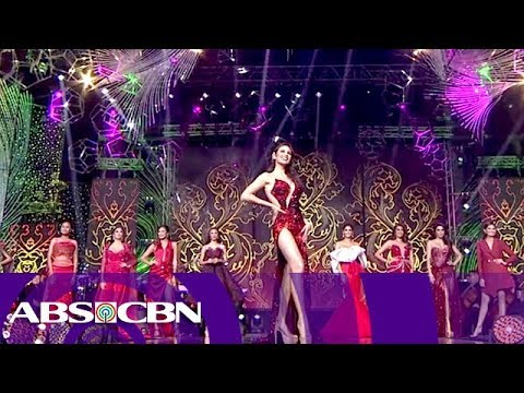 Catriona Gray's inspired fashion show | Miss Universe 2018 Homecoming