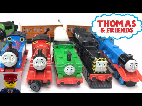 Ertl Thomas and Friends Surprise Additions to our collection! Train Tsar Fun!