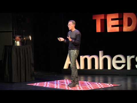 What the world doesn't need is another non-profit | John Levy | TEDxAmherstCollege