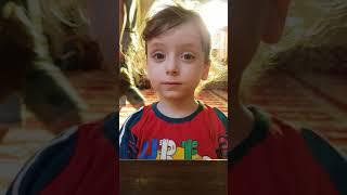 سورة الماعون بطريقة طفولية - الطفل مصطفى سالم 😄