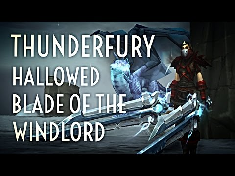 WoW Guide - Outlaw Rogue Hidden Artifact Appearance - Thunderfury, Hallowed Blade of the Windlord