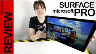 Microsoft Surface Pro review -dónde está el USB-C?-