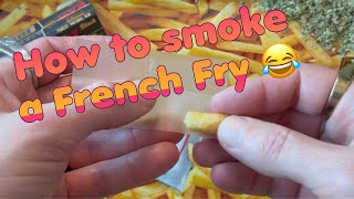 HOW TO GET FRENCH FRIED 🍟😂😂 by Raw Papers