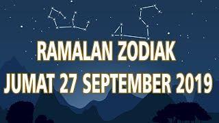 Ramalan Zodiak Jumat 27 September 2019