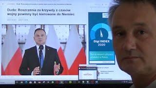 Z.Kękuś (PPP 255) Prezydencie A. Dudo wystąp do Niemiec o odszkodowania dla Polaków za II wojnę…