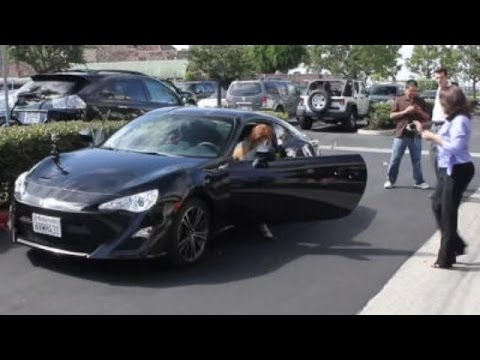 2014 Scion FR-S Mystery Car