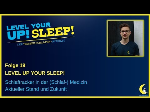Schlaftracker in der (Schlaf-) Medizin | Aktueller Stand und Zukunft in eHealth und Digitalisierung
