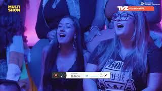"""Luan Santana Cantando """"Choque Térmico"""" No TVZ Especial De Lançamento Do VIVA (Parte 07) 23.08.2019"""