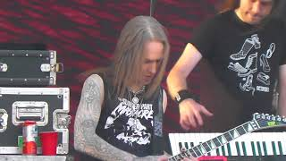 Children of Bodom  Towards Dead End Knotfest Mexico 2017