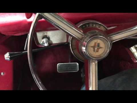 Video of '56 Continental Mark II - CN05