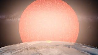 Seperti Apa Bintang-bintang Raksasa Itu Di Jarak Pluto