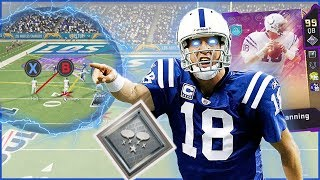 Peyton Manning LITERALLY Has The All Seeing Eye! He Can See Your Plays On Defense! (Madden 20)