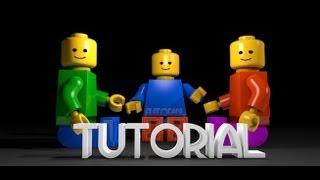 TUTORIAL MODELADO LEGO CINEMA 4D
