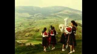 FS Poľana - Rubáre rubáre (Slovak Meadow Song)