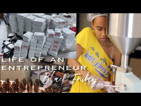 , title : 'How I ship 100s of Orders for my Hair Business! Entrepreneur Life!
