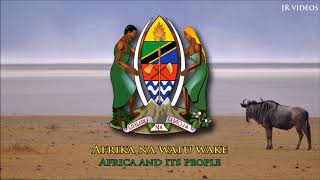 National Anthem of Tanzania (SW/EN lyrics)